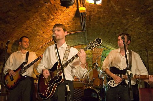 Cavern Club 26.8. 2007